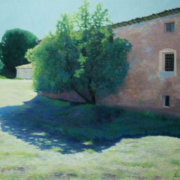 Castalla |Óleo sobre lienzo| José Cerezo
