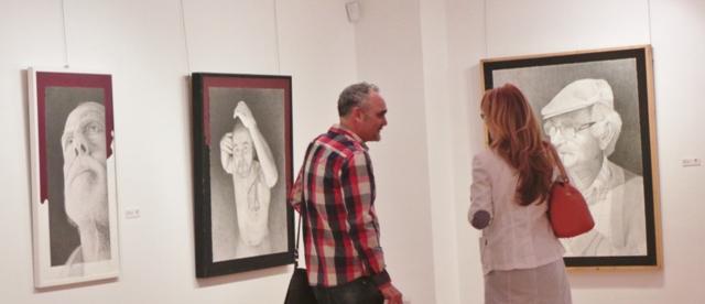 Exposición José Cerezo en Muchamiel abril 2014 (10)