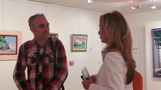Exposición José Cerezo en Muchamiel abril 2014 (6)