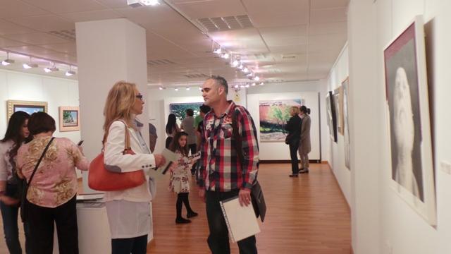 Exposición José Cerezo en Muchamiel abril 2014 (8)