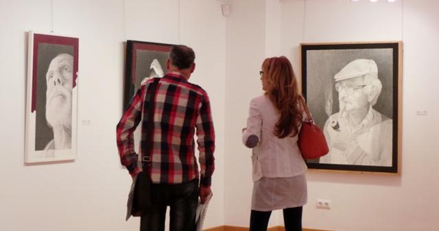 Exposición José Cerezo en Muchamiel abril 2014 (9)