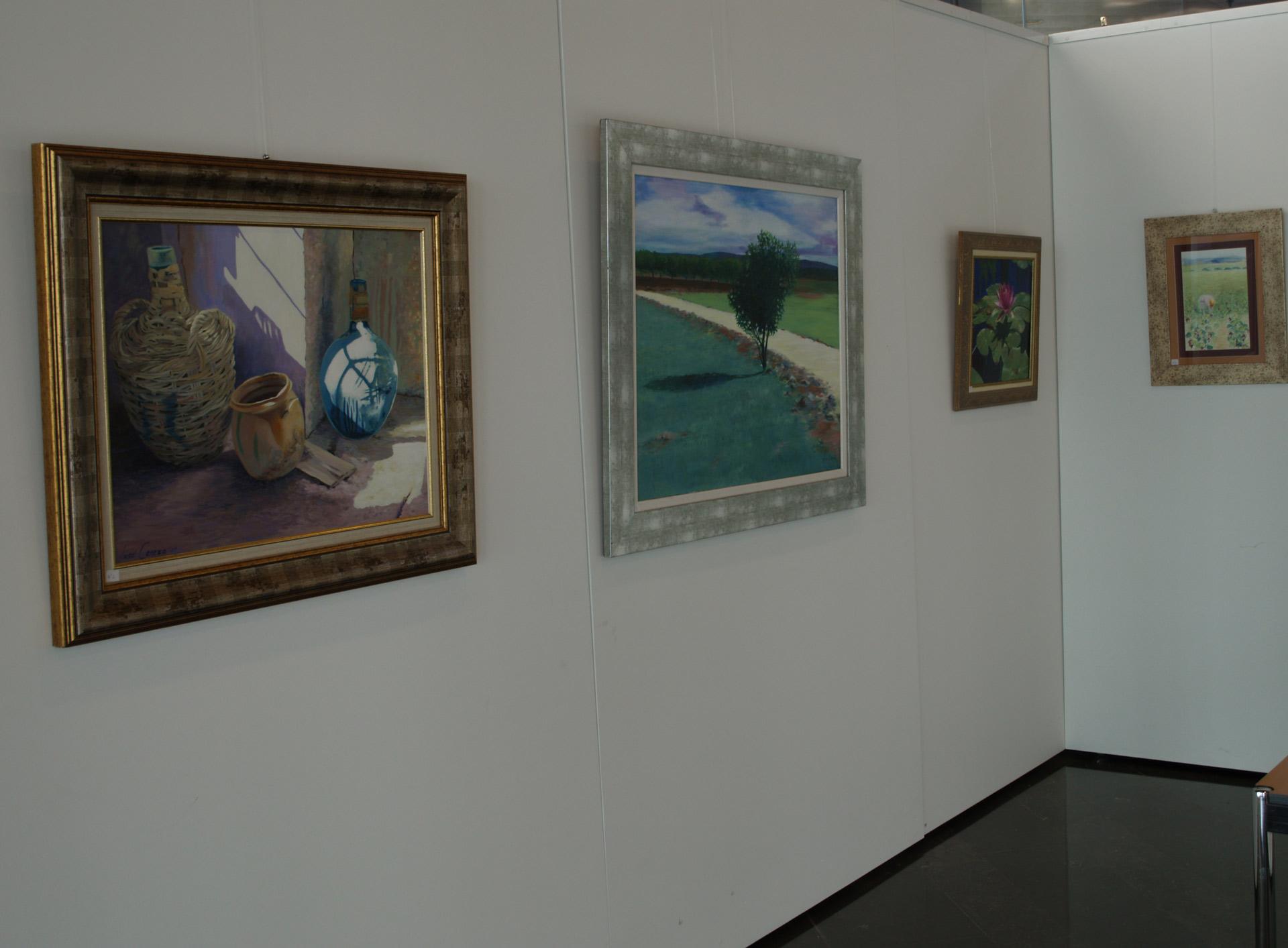 Exposición en la OAMI,La Luz del Mediterráneo en Europa,2007
