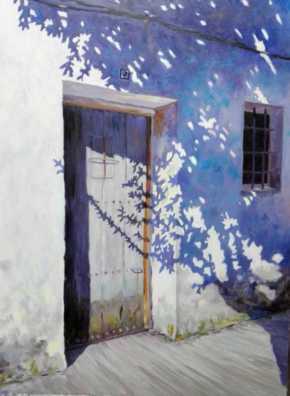Invierno |Óleo sobre tabla| José Cerezo