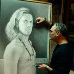 Biografía del artista alicantino José Cerezo