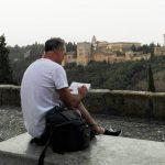 jose-cerezo-pintando-la-alhambra