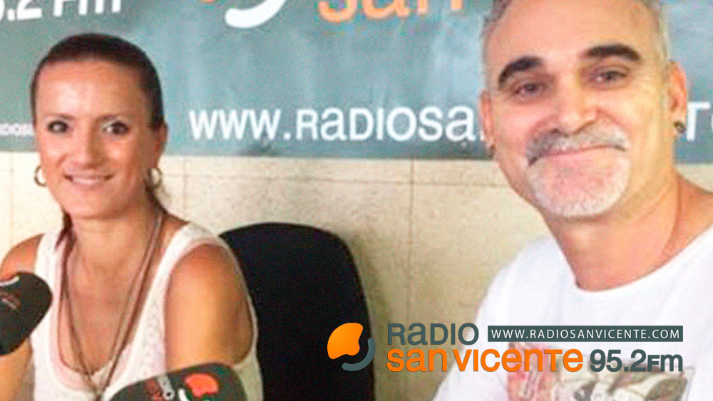 Radio San Vicente entrevista a José Cerezo