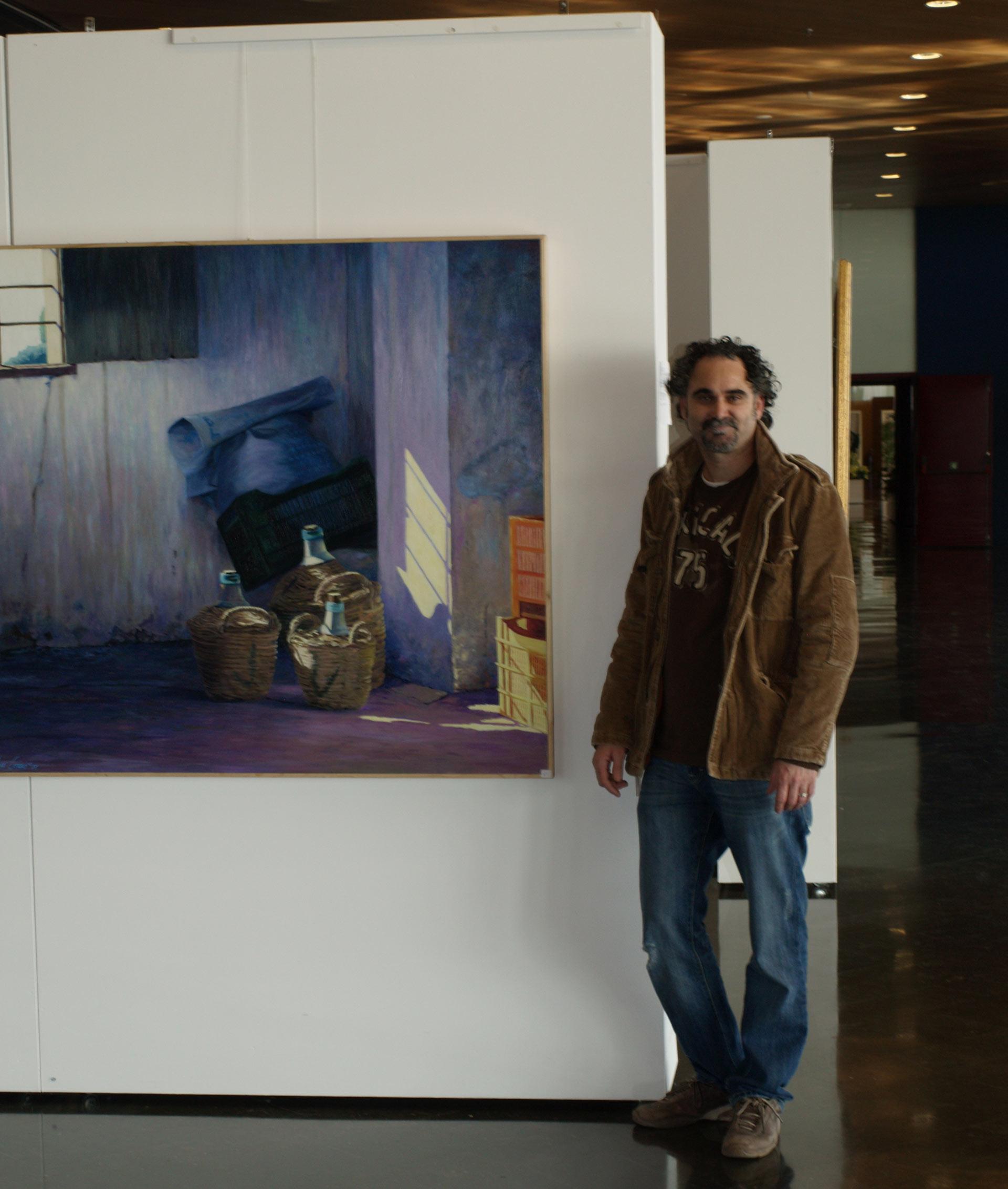 Exposición Jose Cerezo