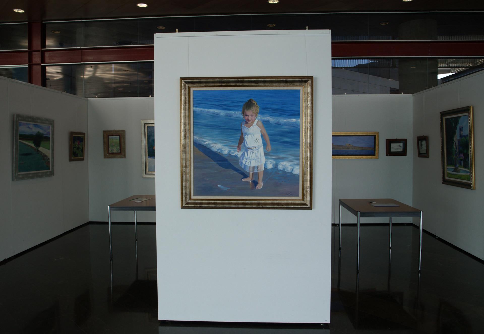 Exposición José Cerezo