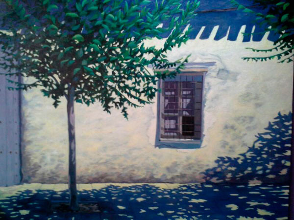 Ventana lI | Óleo | José Cerezo
