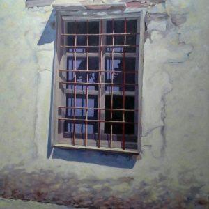 Ventana ll | Óleo | José Cerezo