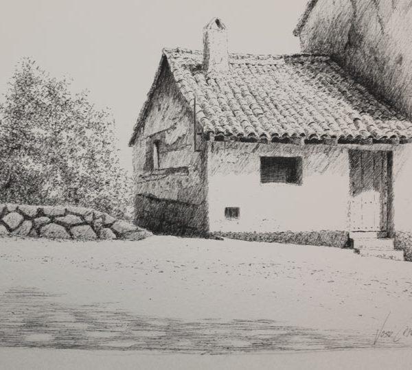 La Iruela | Tinta | José Cerezo
